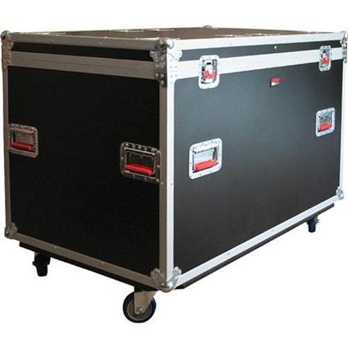 Gator cases G-TOURPAR64-LED-8 12mm Tour Style case for 8 LED PAR 64 Light Fixtures, main