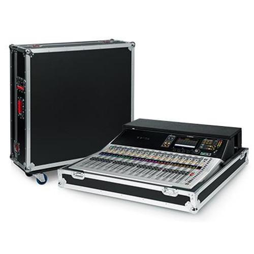 Gator cases G-TOURYAMTF5 ATA Wood Flight Case for Yamaha TF5 Large Format Mixer, main