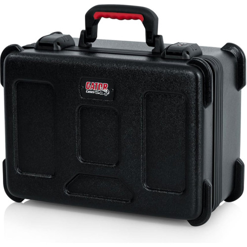 Gator Cases GTSA-MIC15 TSA Series ATA Molded Polyethylene Case for Up to 15 Mics