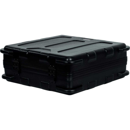 "Gator Cases GTSA-MIX181806 TSA Series ATA Molded Polyethylene Mixer or Equipment Case; 18""x18""x6"""