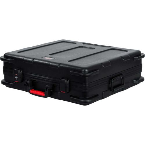 "Gator Cases GTSA-MIX192106 TSA Series ATA Molded Polyethylene Mixer or Equipment Case; 19""x21""x6"""