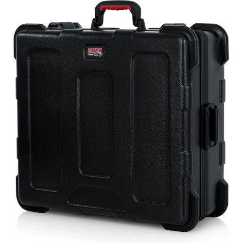 "Gator cases GTSA-MIX192108 TSA Series ATA Molded Polyethylene Mixer or Equipment Case; 19""x21""x8"", right"