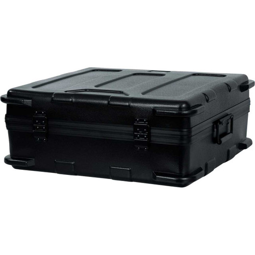 "Gator Cases GTSA-MIX192108 TSA Series ATA Molded Polyethylene Mixer or Equipment Case; 19""x21""x8"""