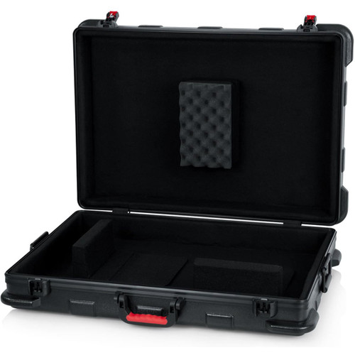 "Gator Cases GTSA-MIX203006 TSA Series ATA Molded Polyethylene Mixer or Equipment Case; 20""x30""x6"""