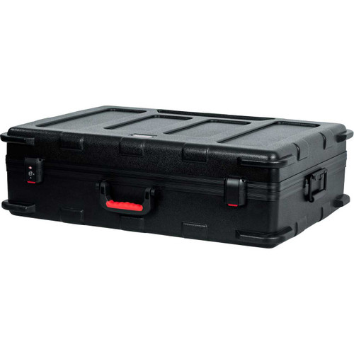 "Gator Cases GTSA-MIX203008 TSA Series ATA Molded Polyethylene Mixer or Equipment Case; 20""x30""x8"""