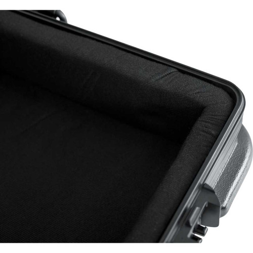 "Gator Cases GTSA-MIX222506 TSA Series ATA Molded Polyethylene Mixer or Equipment Case; 22""x25""x6"""