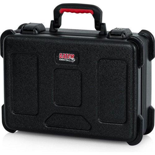 "Gator cases GTSA-UTLDF111605 TSA Series ATA Molded Polyethylene Utility Case With Diced Foam Interior; 11""x16""x5"", left"