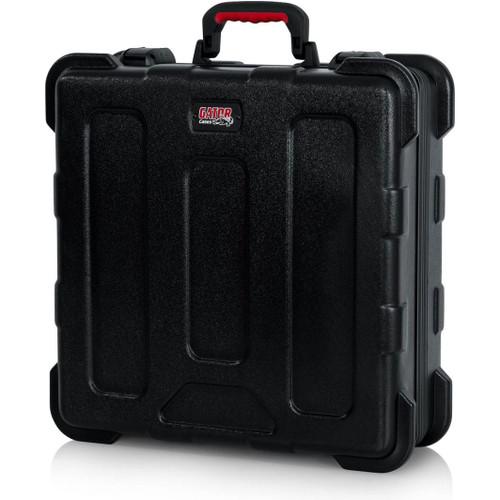 "Gator cases GTSA-UTLDF191907 TSA Series ATA Molded Polyethylene Utility Case With Diced Foam Interior; 19""x19""x7"", right"