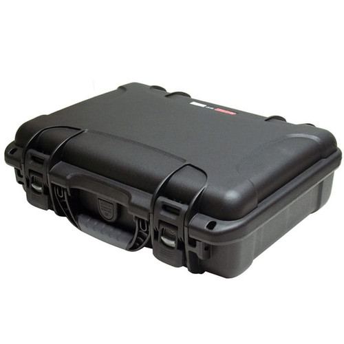 Gator Cases GU-1309-03-WPNF Black Waterproof Injection molded case, 13.2 x 9.2 x 3.8