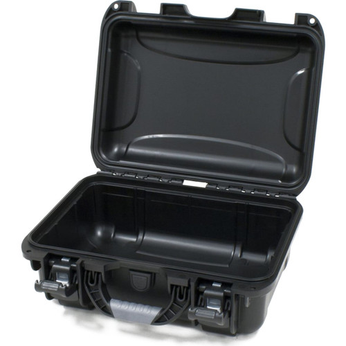 "Gator cases GU-1309-06-WPNF Black waterproof injection molded case with interior dimensions of 13.8"" x 9.3"" x 6.2"". NO FOAM, main"