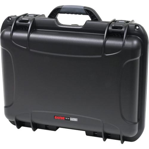 "Gator Cases GU-1711-06-WPDV Black waterproof injection molded case 17"" x 11.8"" x 6.4"""