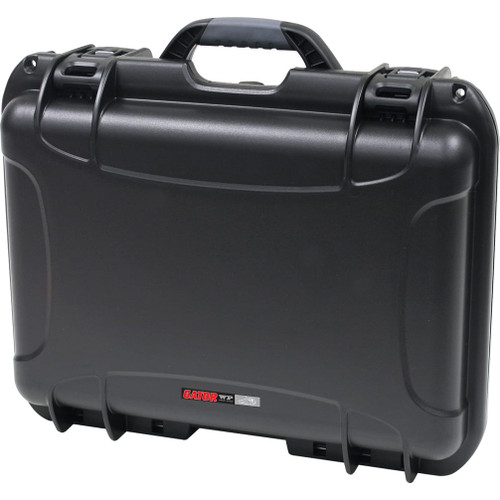 "Gator Cases GU-1813-06-WPDF Black waterproof injection molded case 18"" x 13"" x 6.9"""