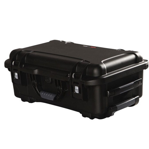 "Gator Cases GU-2011-07-WPDF Black waterproof injection molded case 20.5"" x 11.3"" x 7.5"""