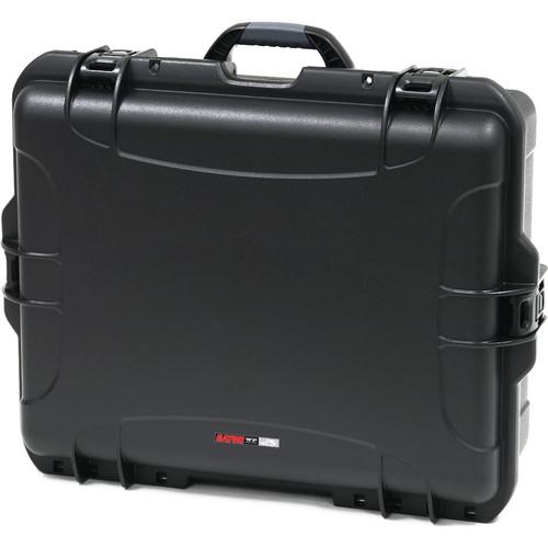 "Gator Cases GU-2217-08-WPDF Black waterproof injection molded case 22"" x 17"" x 8.2"""