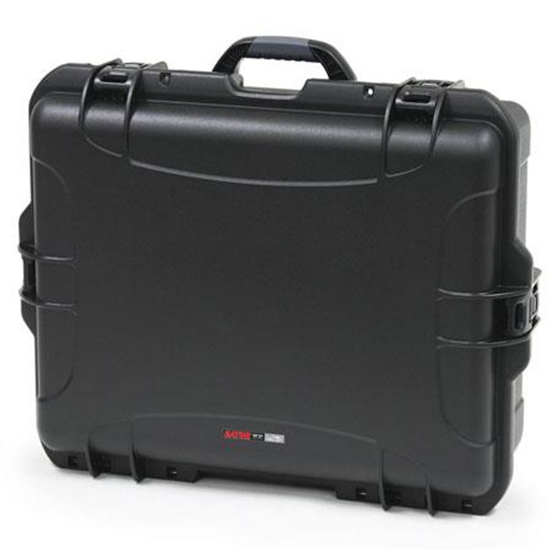 "Gator cases GU-2217-08-WPNF Black waterproof injection molded case with interior dimensions of 22"" x 17"" x 8.2"". NO FOAM, main"