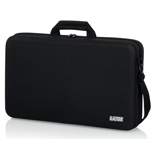 "Gator cases GU-EVA-2314-3 Lightweight Molded EVA Utility Equipment Case; 23""x14""x3"", left"