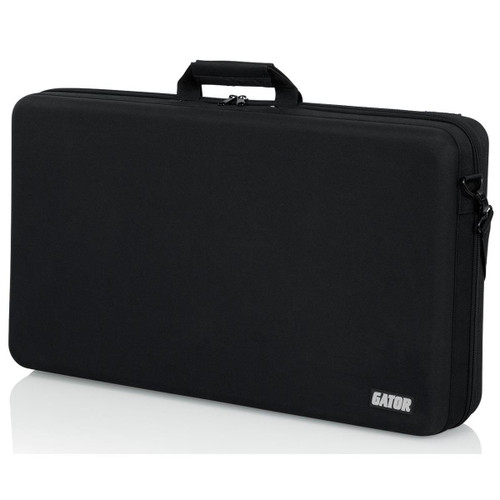 "Gator cases GU-EVA-2816-4 Lightweight Molded EVA Utility Equipment Case; 28""x16""x4"", left"