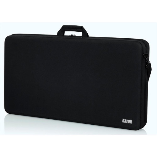 "Gator cases GU-EVA-3519-3 Lightweight Molded EVA Utility Equipment Case; 35""x19""x3"", left"