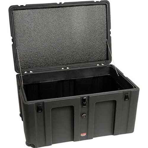 "Gator Cases GXR-3219-1603 ATA Heavy Duty Roto-Molded Utility Case; 32"" x 19"" x 19"""