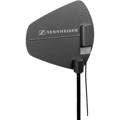 Sennheiser A12AD Active narrowband directional UHF antenna (EACH).  Specify 24 MHz tuning, main