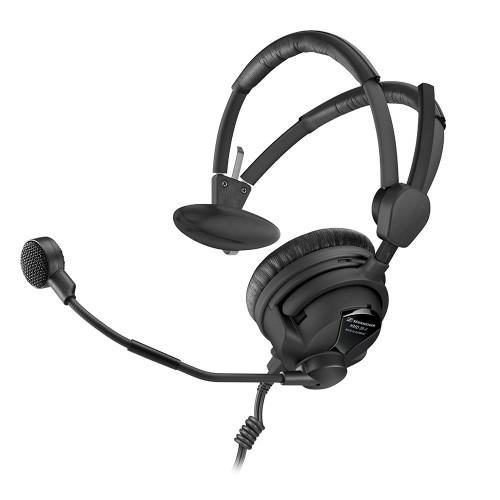 Sennheiser HMD 26-II-600-S Single-Sided Broadcast Headset (600 Ohms)