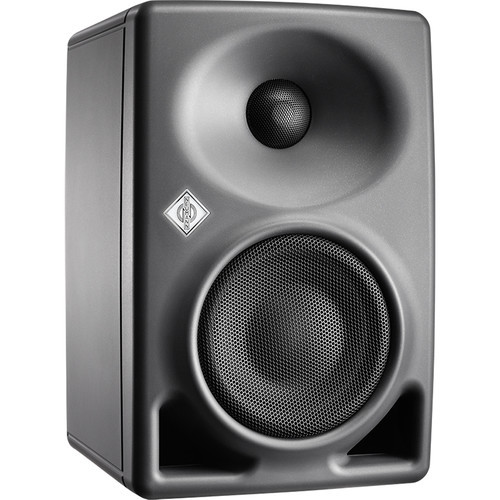 Sennheiser KH80 DSP A G US 2-way studio monitor, active, output analog (XLR plugs), DSP, lip sync delay, LAN, standby function, 100 – 240 VAC, anthracite