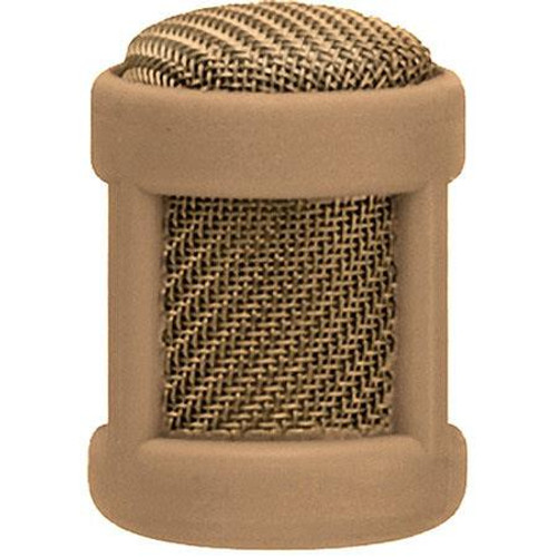 Sennheiser MZC1-2 (Brown) Large frequency response cap for MKE1, brown