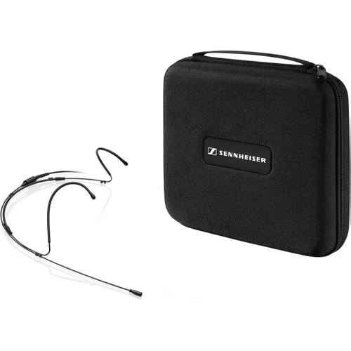 Sennheiser SL HEADMIC 1-4 BK Headset microphone, incl. LEMO cable, black.