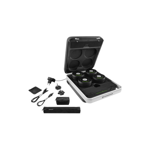 Sennheiser TC-W Set Case US Wireless Conference Case SET US