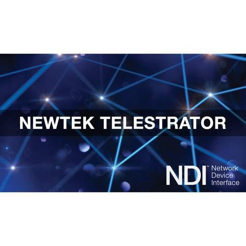 NewTek FG-001530-R001 NewTek NDI Telestrator (Download)