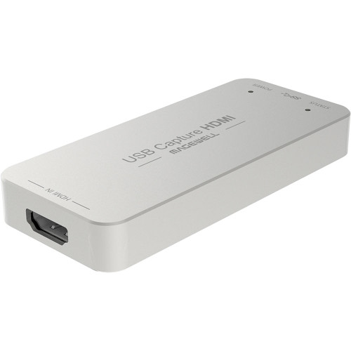 Magewell 32060 USB 2.0/3.0 DONGLE, 1-channel HDMI. Plug and Play. W/L/M. Replaces p/n 32011 (XI100DUSBHDMI).