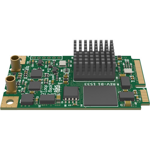Magewell 11130 Pro Capture Mini SDI; mini PCIe, 1-channel SDI W/L/M.