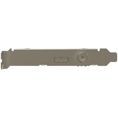 Magewell 11140 Pro Capture 4K AIO Plus, LP PCIe x4, 1-channel HDMI/SDI, Ultra HD 4Kp60 HDMI, 4Kp30 SDI. W/L/M.