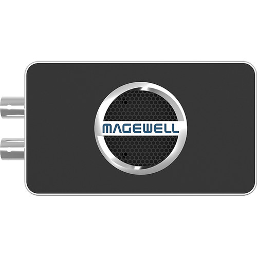 Magewell 32100 USB 3.0 DONGLE, 1-channel HD/3GSDI 4K/30fps with loop-through out