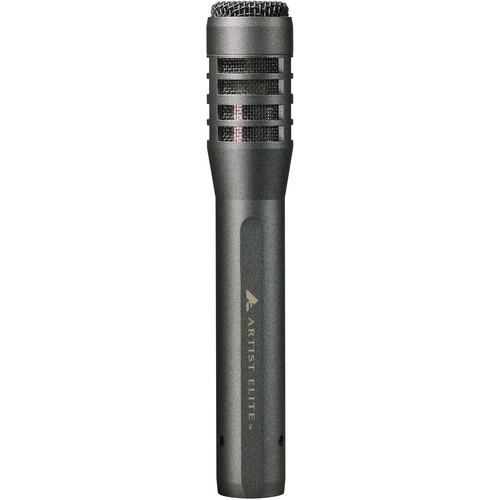 Audio-Technica Large-diaphragm end-address cardioid condenser instrument microphone