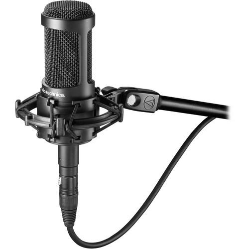 Audio-Technica AT2050 Side-address multi-pattern condenser microphone