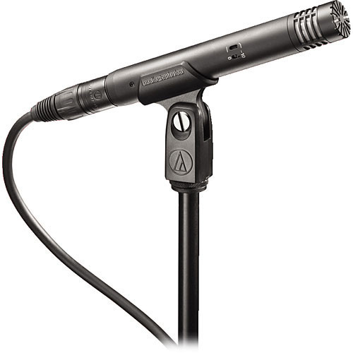 Audio-Technica AT4021 End-address cardioid condenser microphone