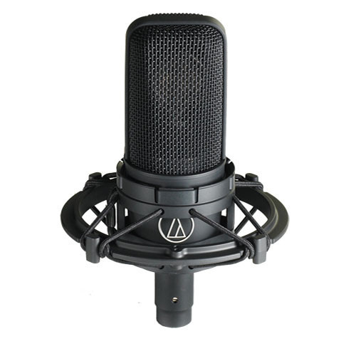 Audio-Technica AT4040 Side-address cardioid condenser microphone