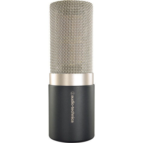 Audio-Technica AT5040 Side-address studio cardioid condenservocal microphone