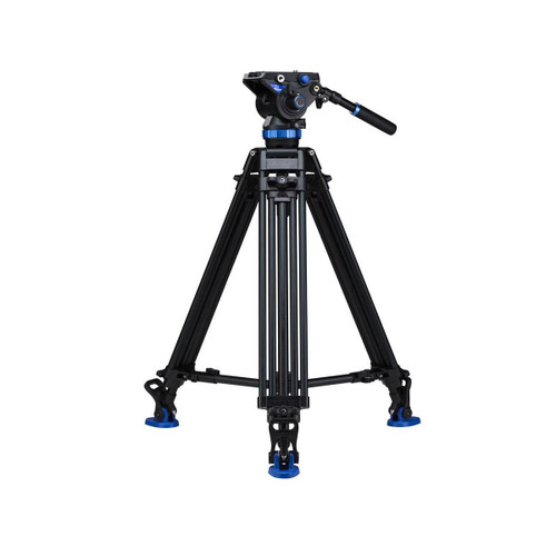Benro A673TMBS8 S8 Tandem Leg Video Tripod Kit 63""