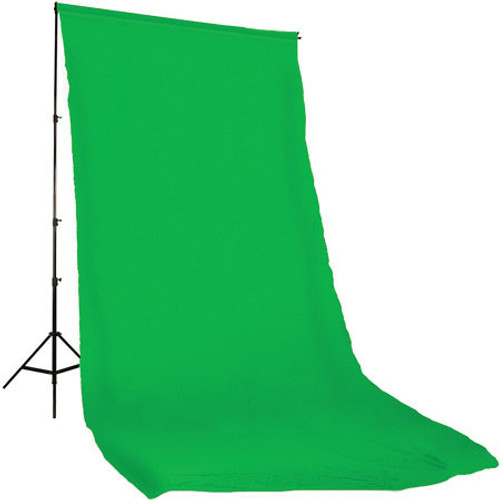 PhotoFlex DP-MCK007A Back Drop10' x 12' Chroma Green by Photoflex