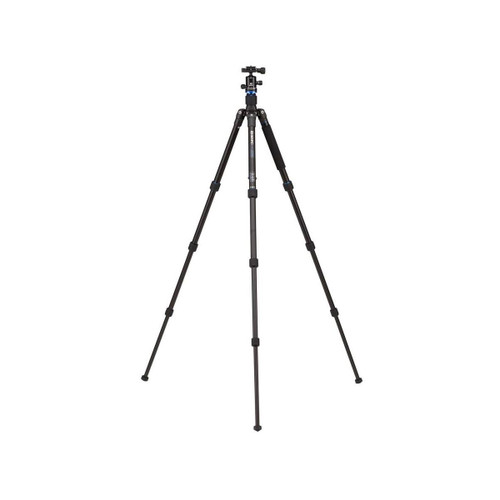 Benro FTA18AB0 Travel Angel Tripod Kit [Aluminum] 58.5""