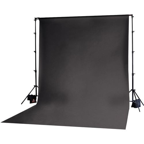 PhotoFlex DP-MCK001A Backdrop 10x12ft Black