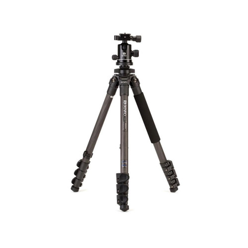 Benro TAD18CB1 Adventure Tripod Kit [Carbon] 60.2""