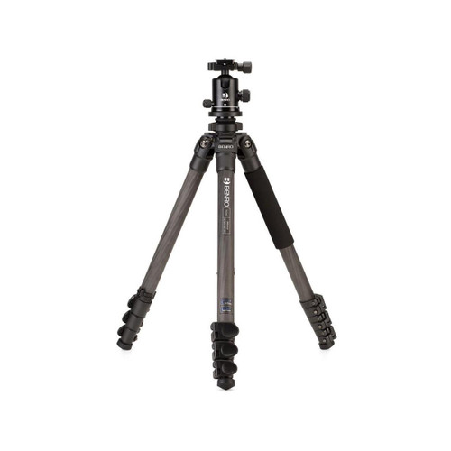 Benro TAD38CB3 Adventure Tripod Kit [Carbon] 66.3""