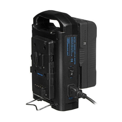 Dracast 90Wh Compact Battery Kit with Charger (V-Mount)