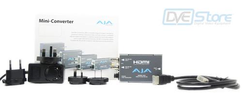 AJA HA5 HDMI to SD and HD-SDI Converter