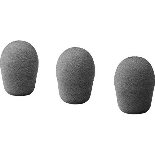 Audio-Technica AT8158 Windscreens for PRO 92cW (3-pack)