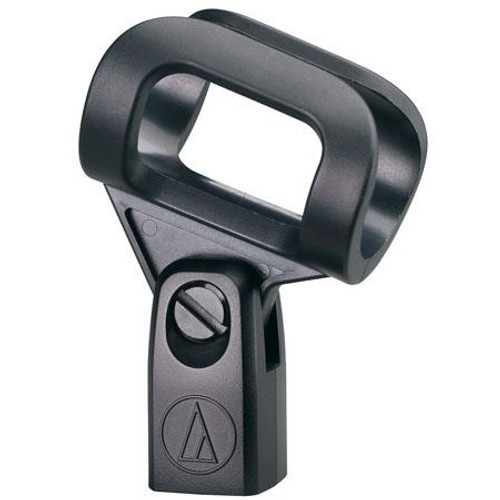 Audio-Technica AT8456A Quiet-Flex microphone stand clamp for A-T handheld transmitters