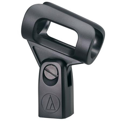 Audio-Technica AT8470 Quiet-Flex microphone stand clamp for microphones with a tapered body